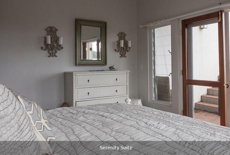 Mystic Ridge St John rental villa - Serenity Suite bedroom
