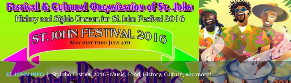 St John carnival 2016 information