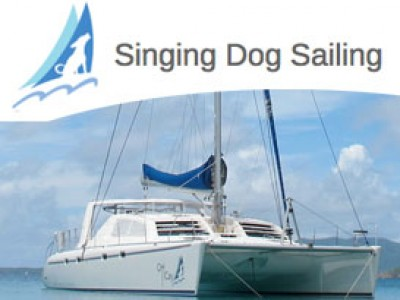 Singing Dog Sailing charter St John