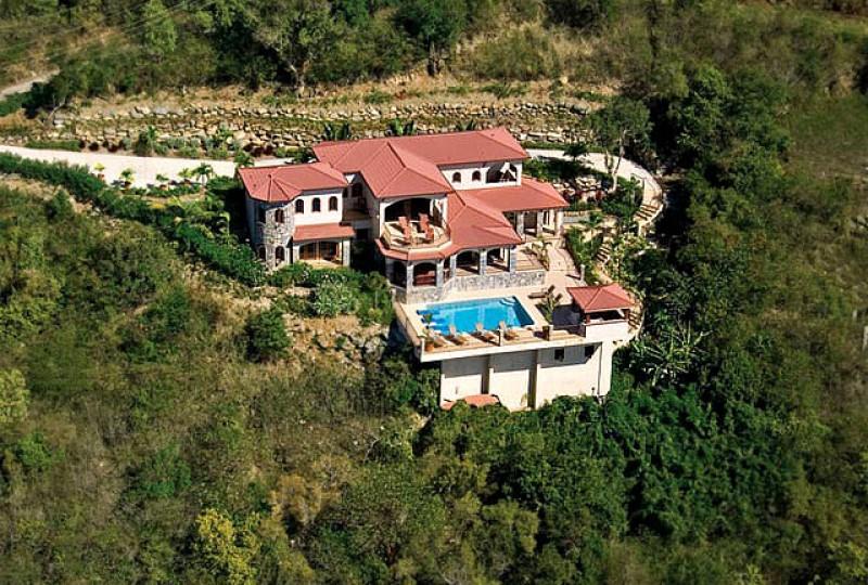 Villa Tesori St John rental villa