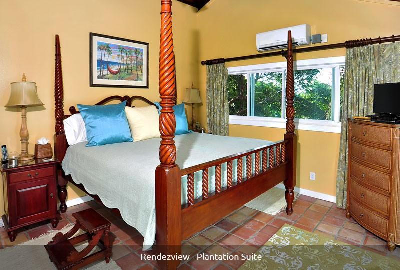 Rendezview Plantation Suite