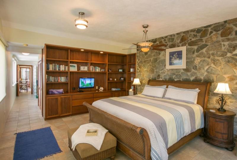 Great Escape villa master bedroom
