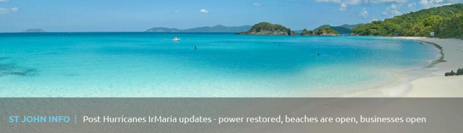 Hurricane Irma St John updates