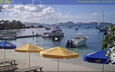 St John Webcams USVI